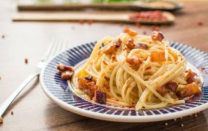 Spaghetti Carbonara – Ultimate Comfort Food