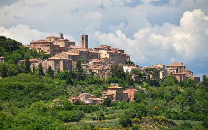 5 of Our Favorite Tuscany Hill Towns