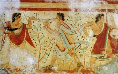 Etruscan Places: Even-More-Ancient Italy in the Roman Countryside