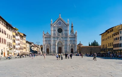 Discovering the Historic Santa Croce Neighborhood in Florence