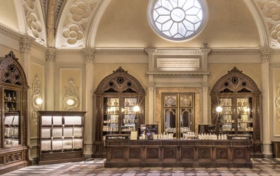 Visiting the World's Oldest Pharmacy: Santa Maria Novella in Florence