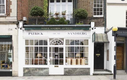 Art, Antiques and Indie Shops: A Guide To Kensington Church Street