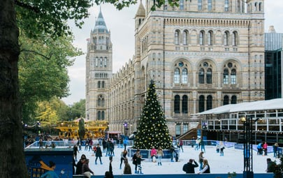 London's Best Ice Rinks to Enjoy during the Holiday Season