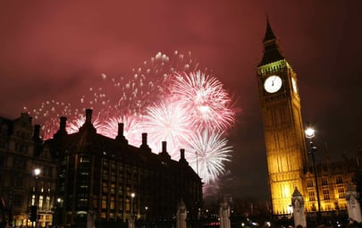 How To Celebrate New Year's Eve In London