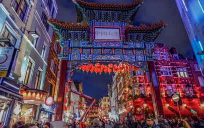 Here's How to Celebrate Chinese New Year In London