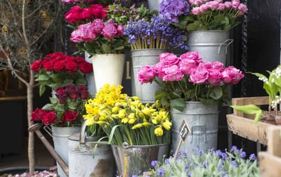 4 of the Most Photogenic Flower Shops in London