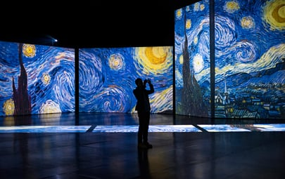 Two Not to Miss Van Gogh Immersive Experiences in London