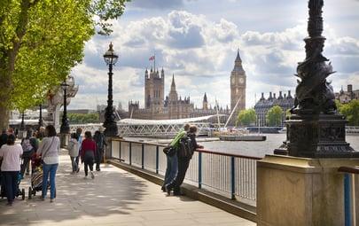 5 Wonderful Walks in London