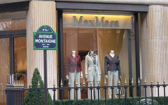 High-End Fashion Districts