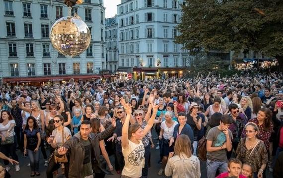 Montmartre Wine Harvest