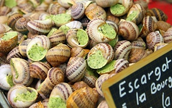 4. Try 5 Different Kinds of Escargot at Pont de l'Alma Market