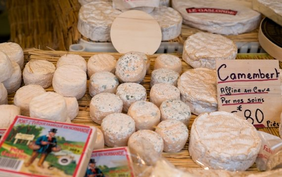 6. Sample Gourmet Cheeses at a Fromagerie