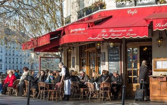 Cafés & Restaurants