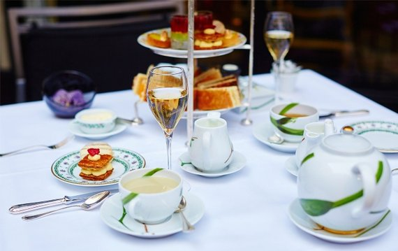 Famous Afternoon Teas