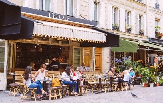 Casual Restaurants & Cafés
