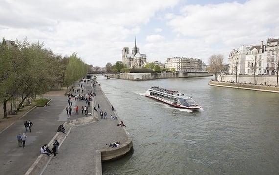 Ile de la Cité and Ile St. Louis - The Birthplace of Paris