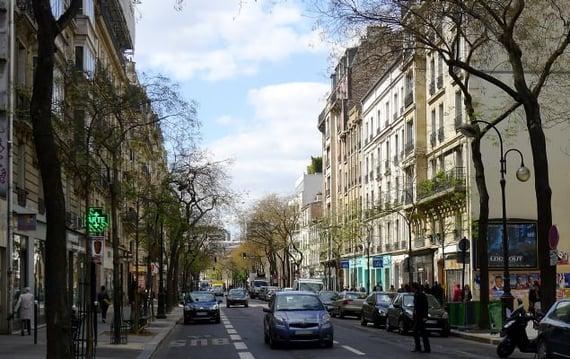Rue Alesia