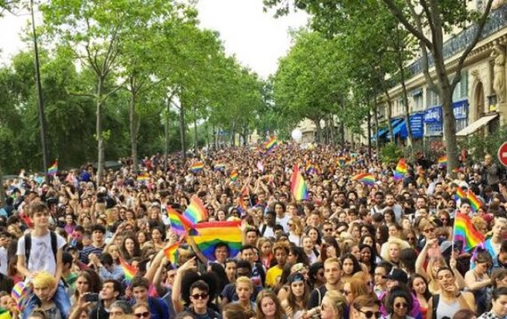 LGBT Pride March (Gay Pride)