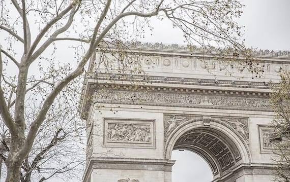 The 8th Arrondissement: Champs Elysees & Arc de Triomphe