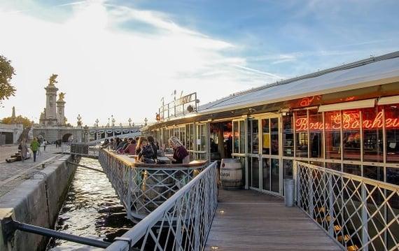 Seine River Dining