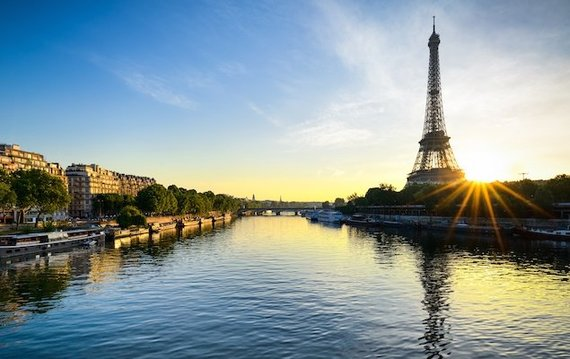 4. Soak in the Views from a Sunset Cruise Along the Seine