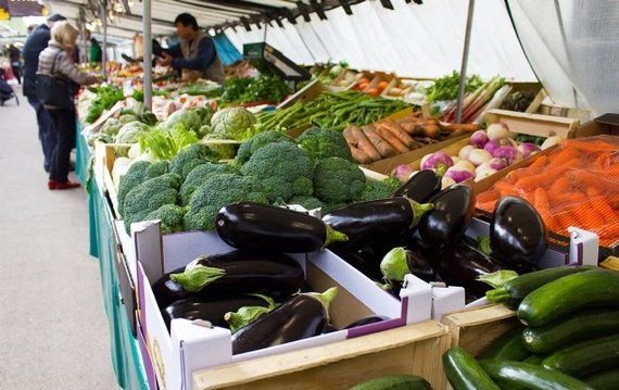 Saxe-Breteuil Market
