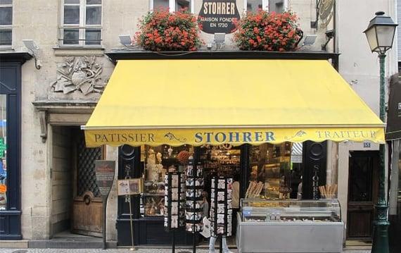 Rue Montorgueil Market