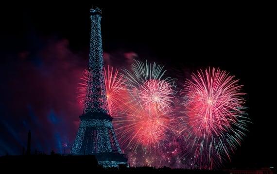 Bastille Day Parade & Fireworks