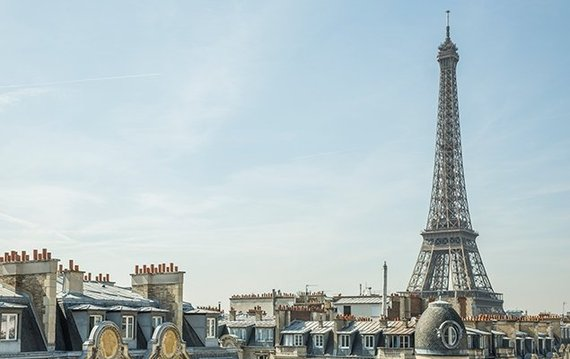2. Visit the Eiffel Tower