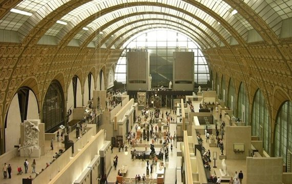 9. Marvel at Impressionist Masterpieces at the Musée d'Orsay