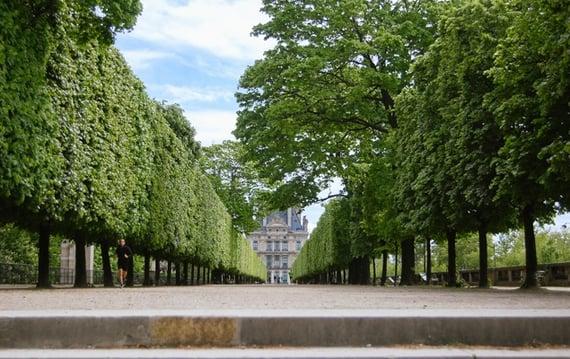 3. Explore the Beautiful Parks of Paris