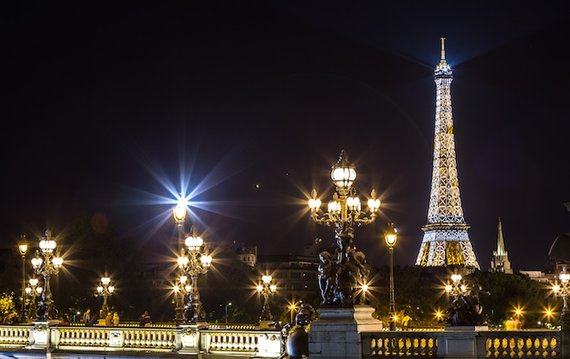 1. Witness the City of Light at its Finest