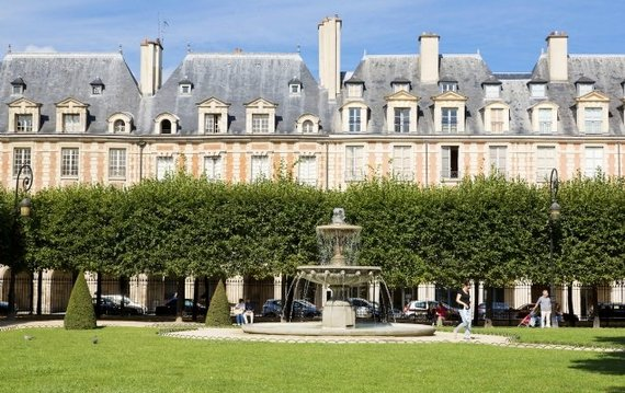 The 3rd and 4th Arrondissements: The Marais