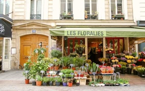 Rue Cler Market Street
