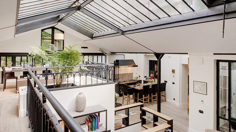 Luxurious 4 Bedroom Paris Apartment Rental Sleeps 8 2 Bathrooms