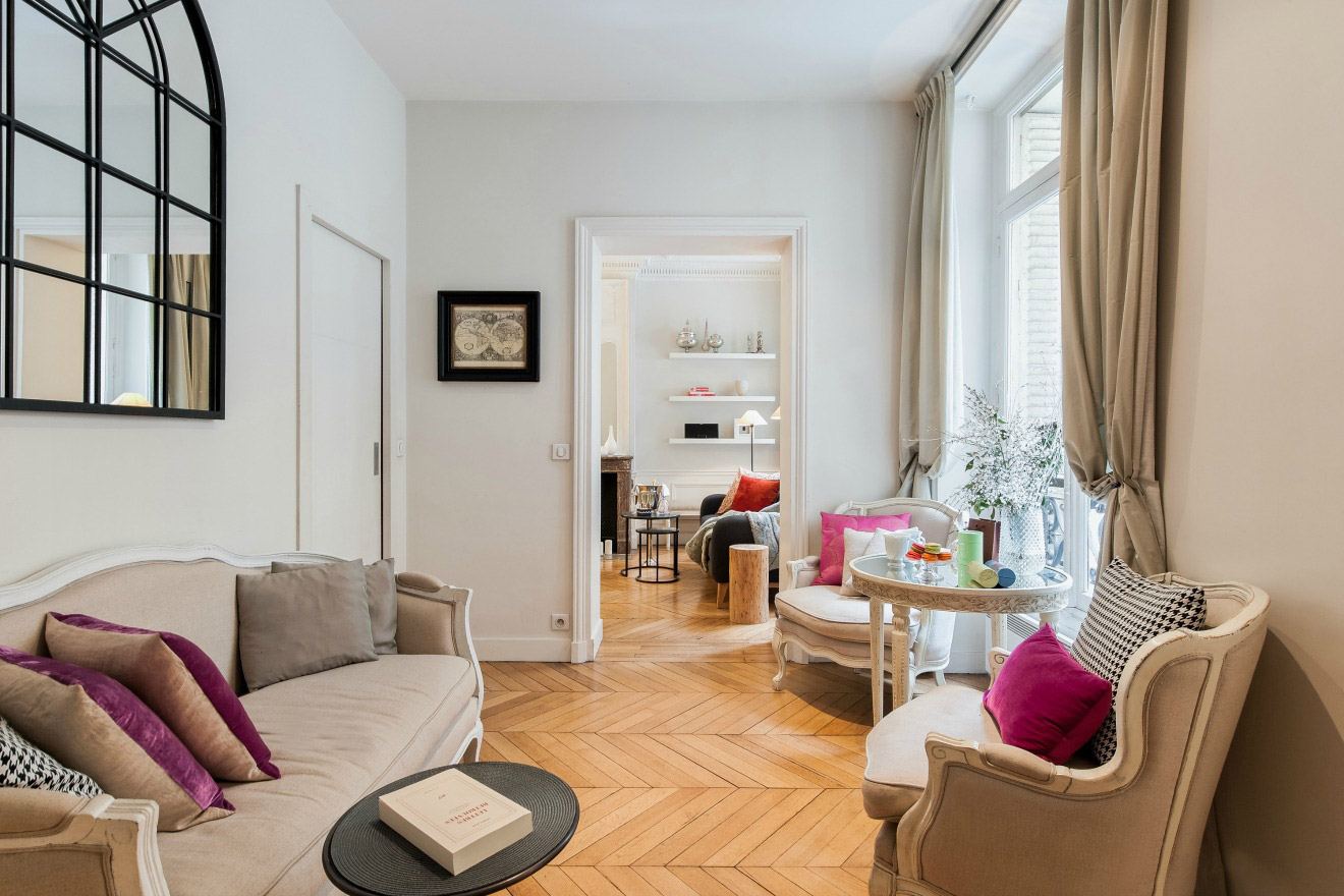 Saint Estéphe Vacation Rental Paris Near Les Halles