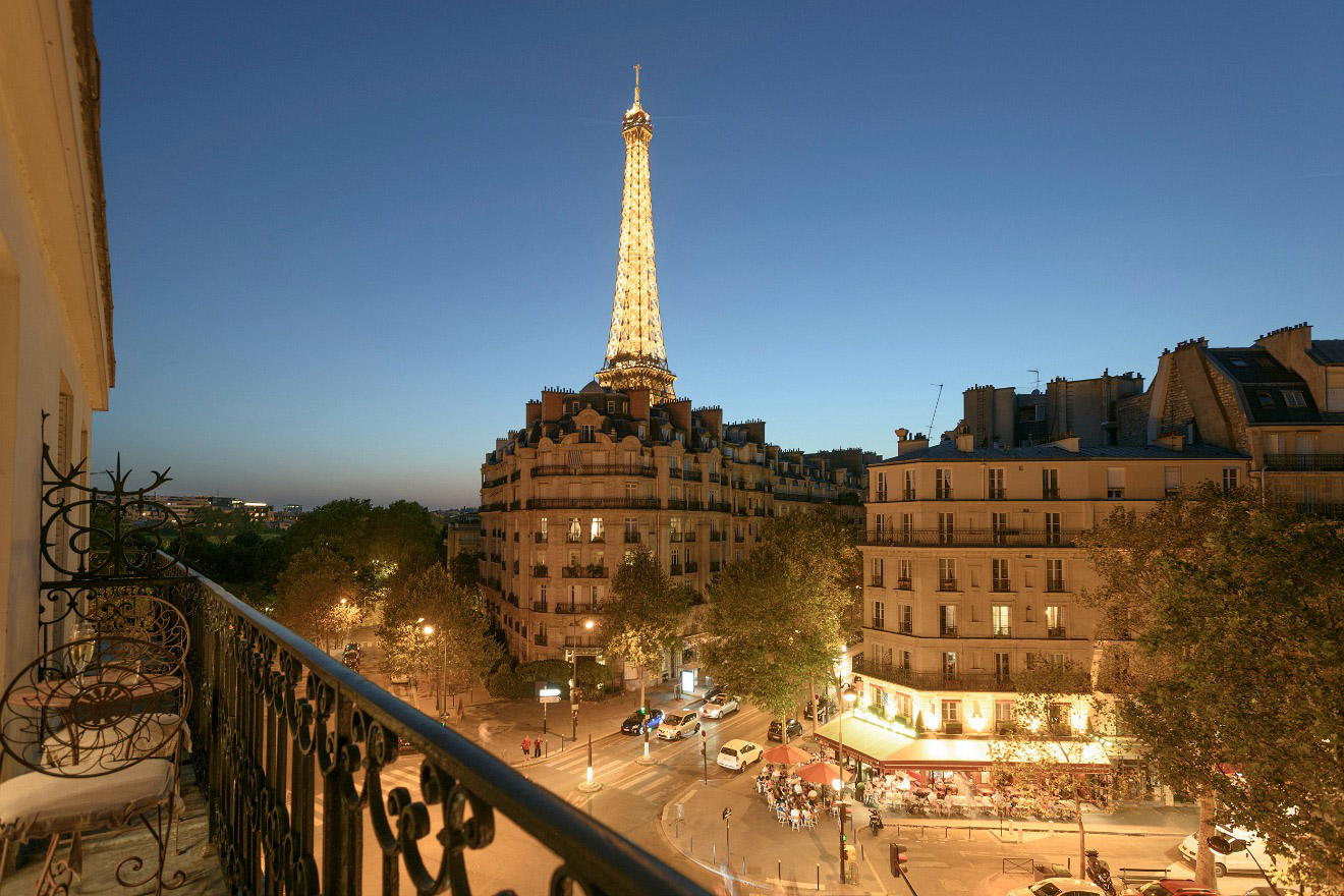 2 Bedroom Luxury Flat In Paris With Eiffel Tower Views Perfect