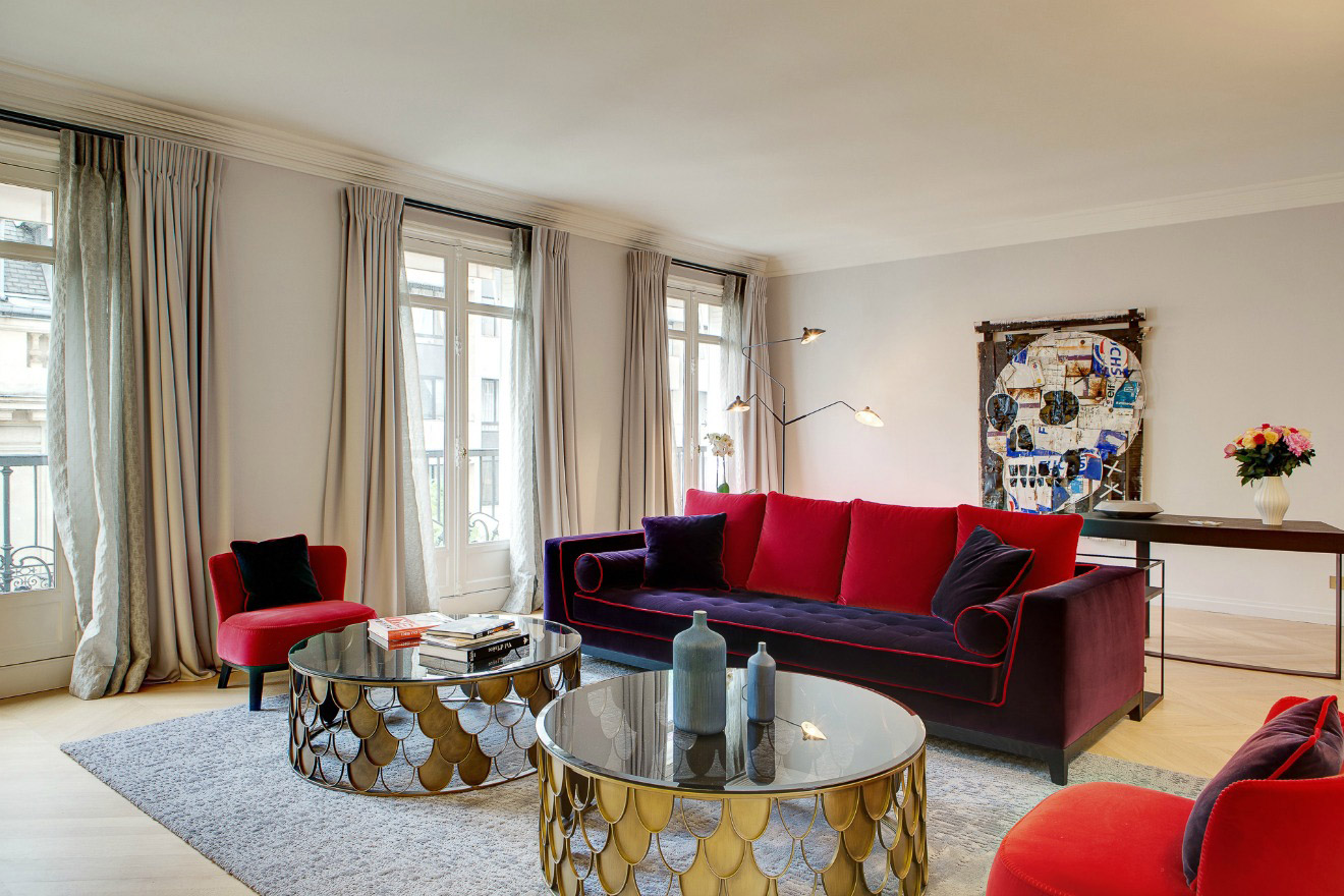 Gorgeous Three Bedroom Apartment in the Elegant 16th Arrondissement
