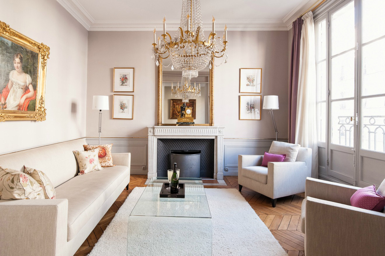 Find 3 Bedroom Luxury Vacation Apartment Rental in Paris