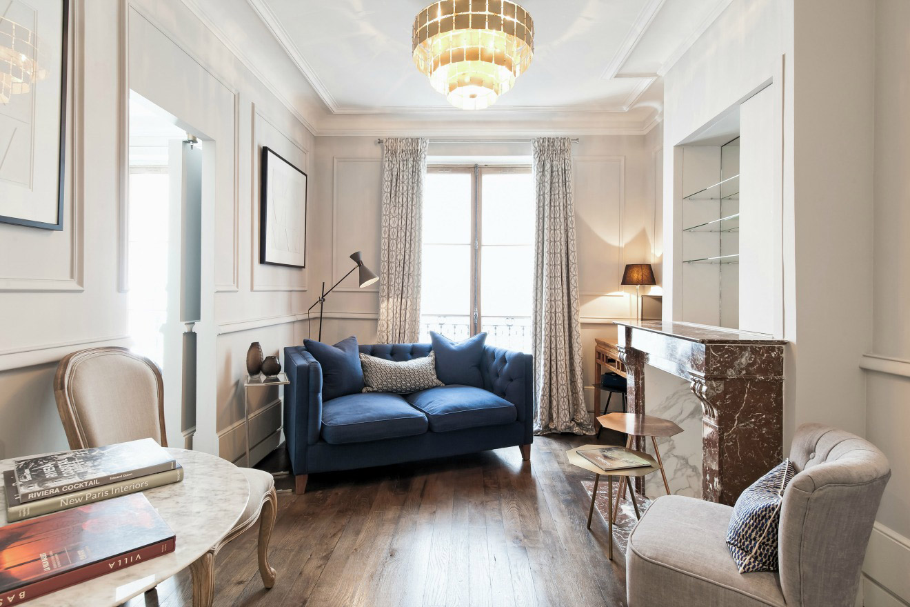 One Bedroom Apartment Rental in the 6th Arrondissement