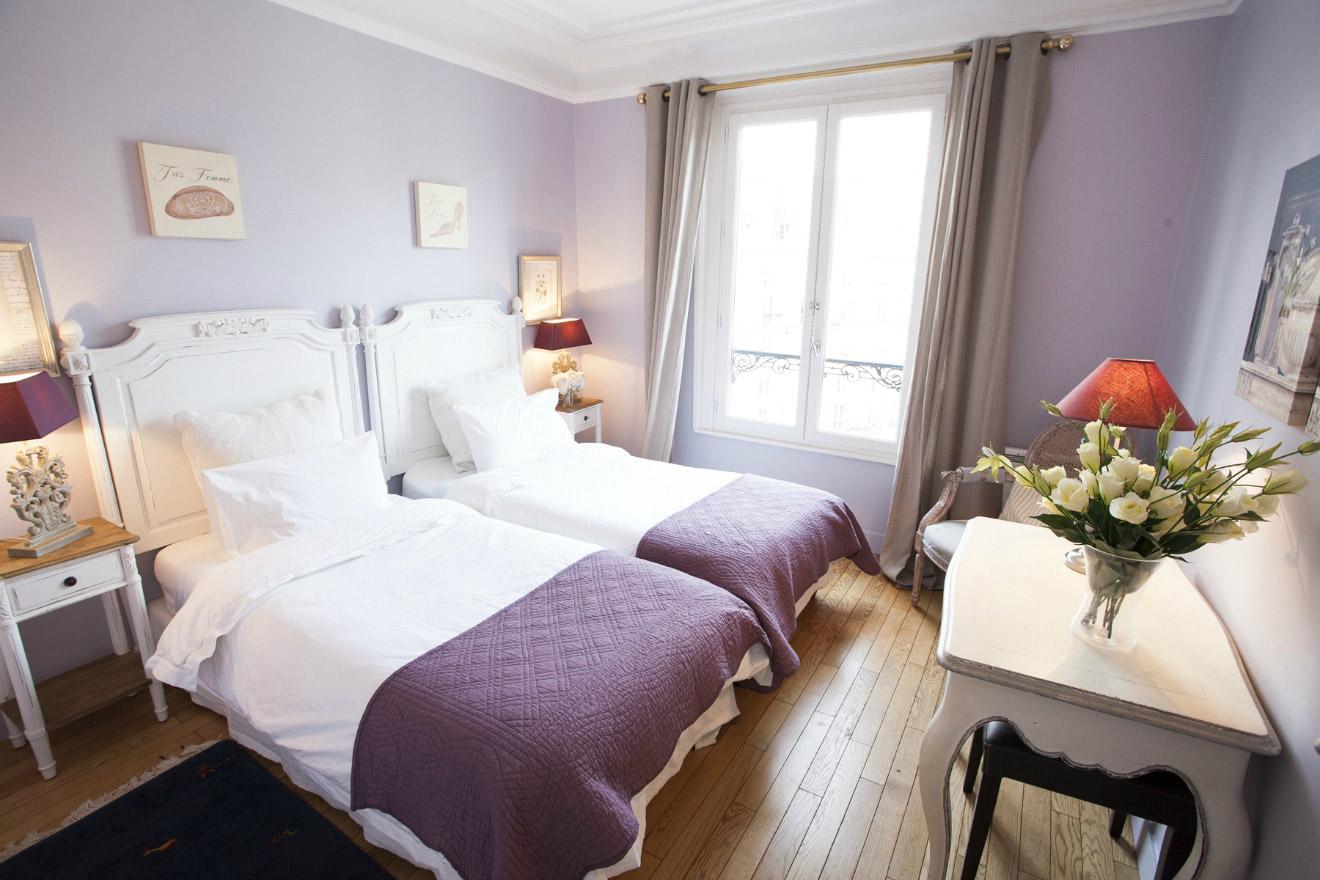 2 Bedroom Luxury Flat in Paris with Eiffel Tower Views ...