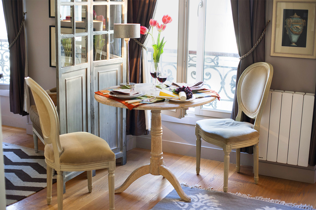 Stylish studio rental in saint germain for All paris apartments