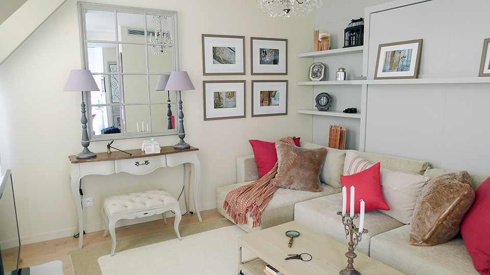 Studio Paris Vacation Apartment Rentals - Paris Perfect