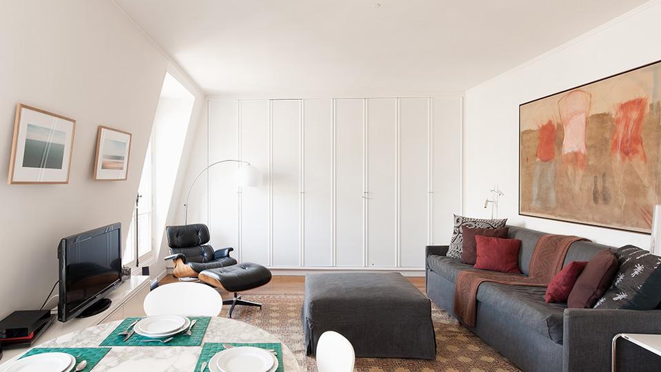 Find 1 Bedroom Apartment in Paris France - Paris Perfect