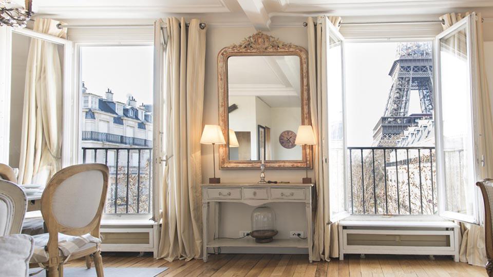 Book 2 Bedroom Paris Apartment Rental - Paris Perfect