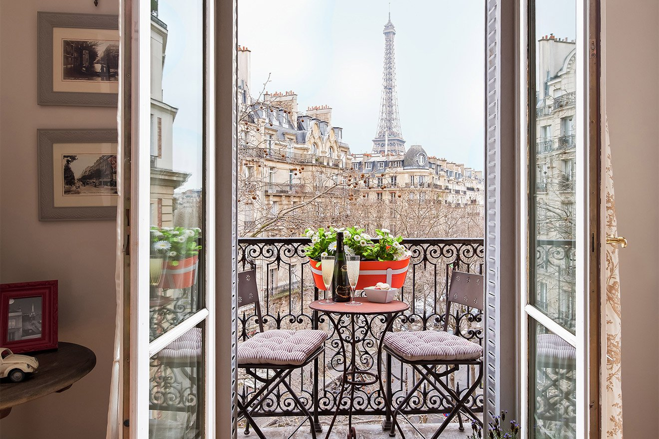 Designer Three Bedroom Paris Holiday Apartment near the Eiffel Tower - Paris Perfect