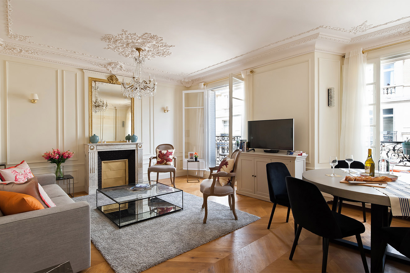 Long Term Apartment Rentals in Paris, Rent Paris Apartment ...