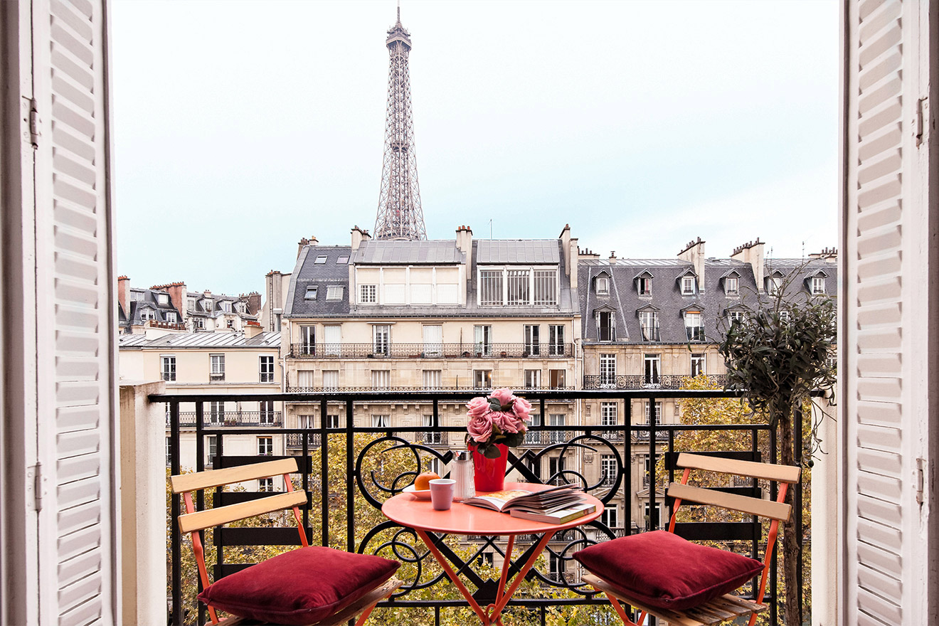 Book 1 Bedroom Romantic Paris Apartment Rental - Paris Perfect