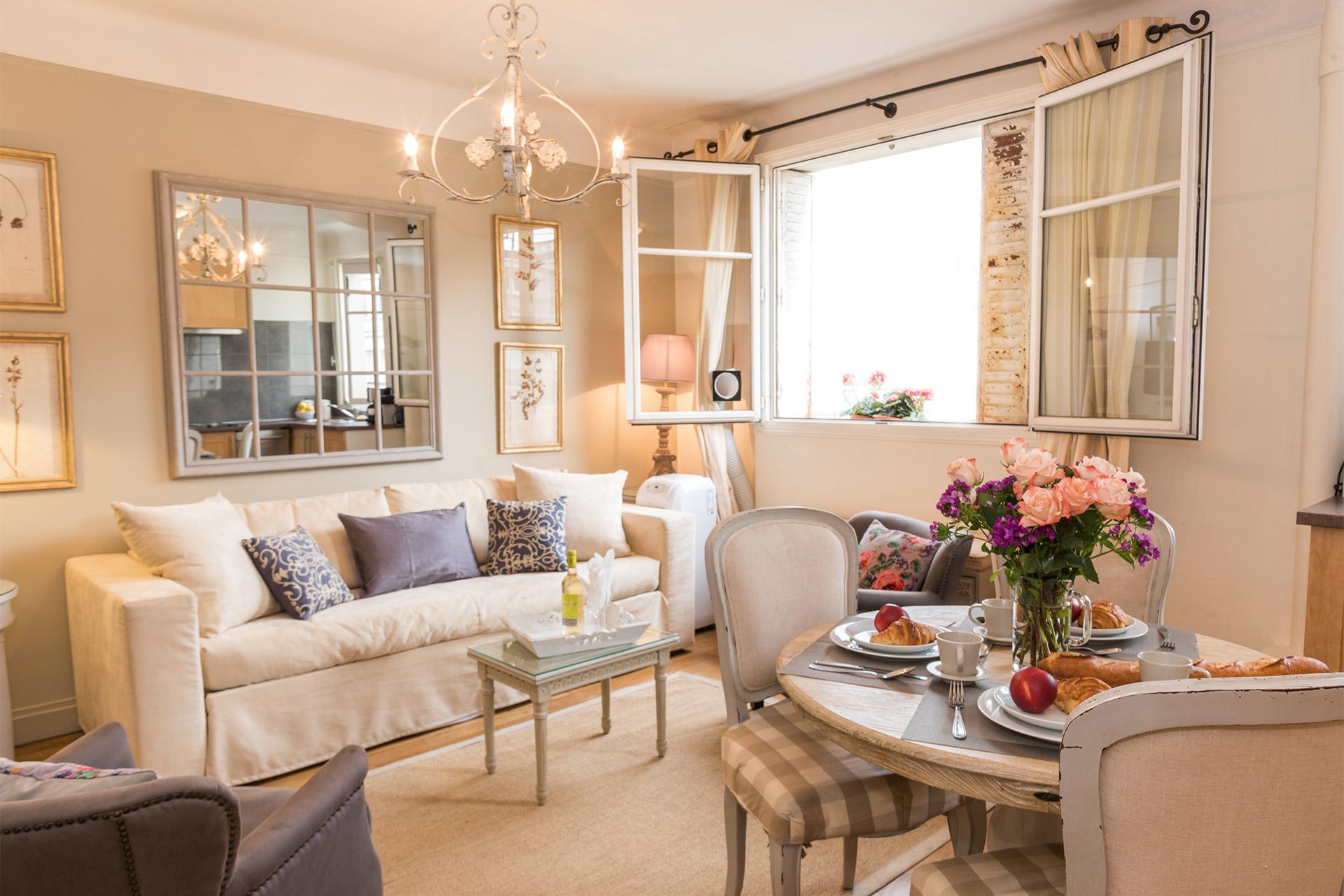 Book 1 Bedroom Furnished Paris Apartment Rental Perfect