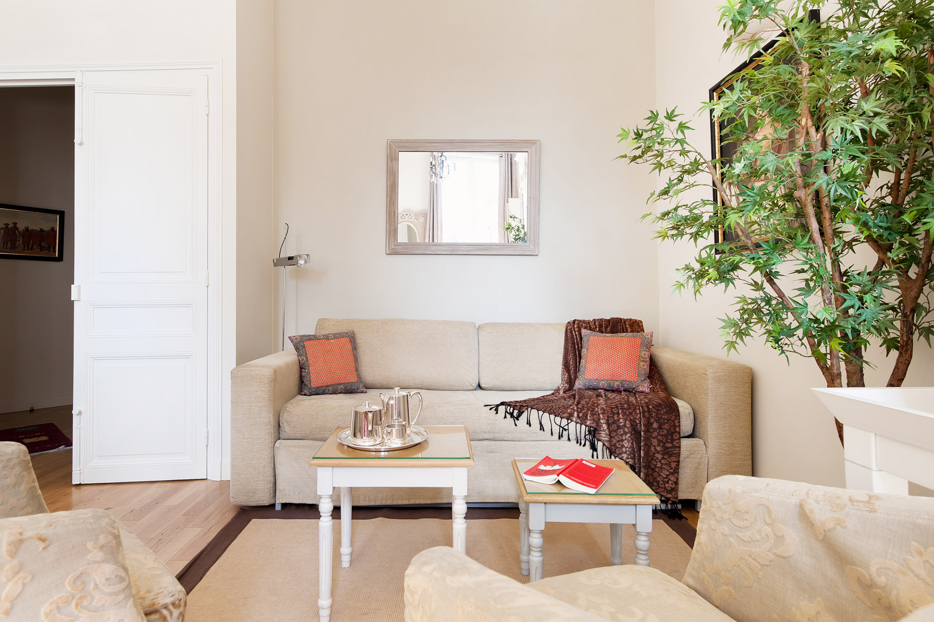 Find 2 Bedroom Saint Germain Apartments To Rent Near The